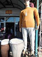 Свитер  мужской REY MO мыс полосы 008/ купить свитер мужской оптом