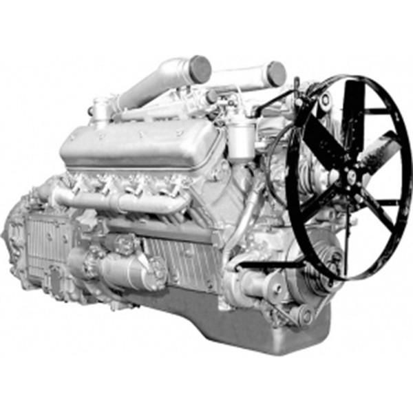 """Двигатель ЯМЗ-238ДЕ-22 (330 л.с.) КЗС-1218 """"Палессе"""""""