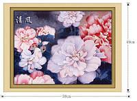 """Алмазная вышивка """"Прекрасные цветы"""""""