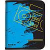 K18-203-3 Папка объемная на молнии В5 KITE 2018 Be sound 203