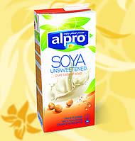 Напиток Соевый, без сахара, Alpro, 1л, ФоМе