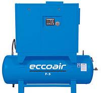 Винтовой компрессор ECCOAIR F4, фото 1