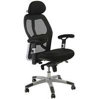 Кресло офисное Office4You GAIOLA  black chrome 67x62xH116