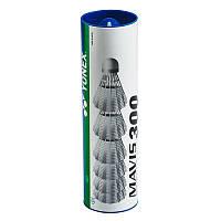 Воланы для бадминтона Yonex Mavis 300 x 6