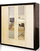 Шкаф Виктория 4-дверный