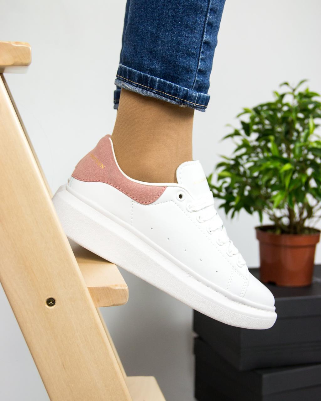 Женские кроссовки в стиле Alexander McQueen (36, 37, 38, 39, 40, 41 размеры)