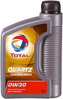 Моторное масло TOTAL QUARTZ ENERGY 9000 SAE 0W-30