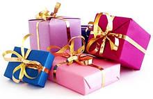 Упаковка подарунків, подарункові пакети. Салтівка.