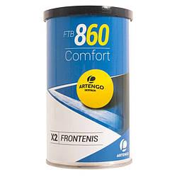 Мячи для фронт тенниса Artengo 860 Frontball x 2