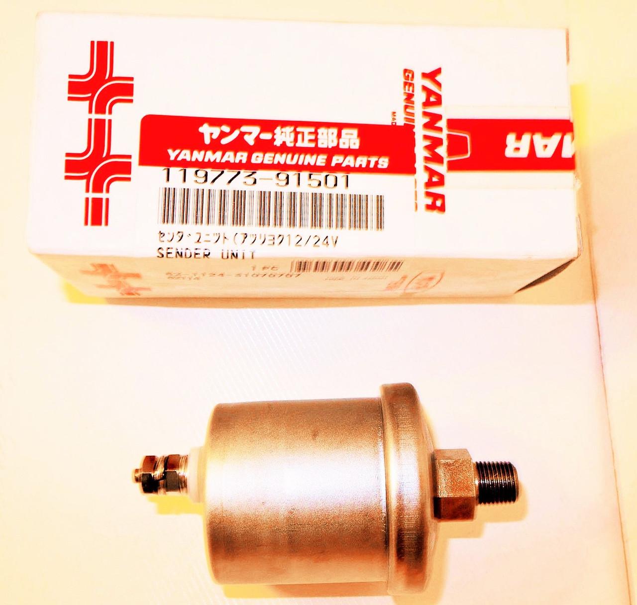Датчик тиску масла Yanmar 119773-915001