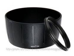 Бленда для объектива фотоаппарата MATIN PLASTIC HOOD 58mm