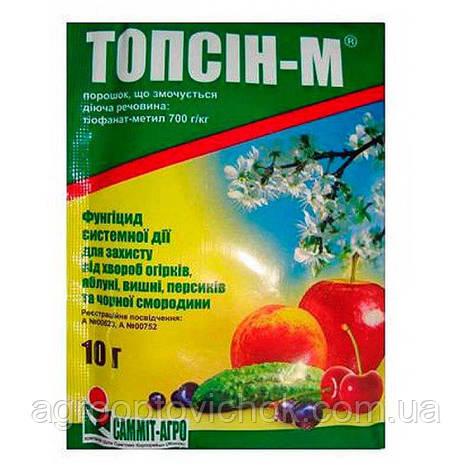 Фунгицид Топсин м топсін , фото 2