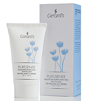 Puresense Emulsia 24H Очищающая и матирующая эмульсия для жирной, комбинированной и проблемной кожи, 50 мл
