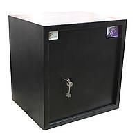 Мебельный сейф БС-38К-П1-9005 350х380х360
