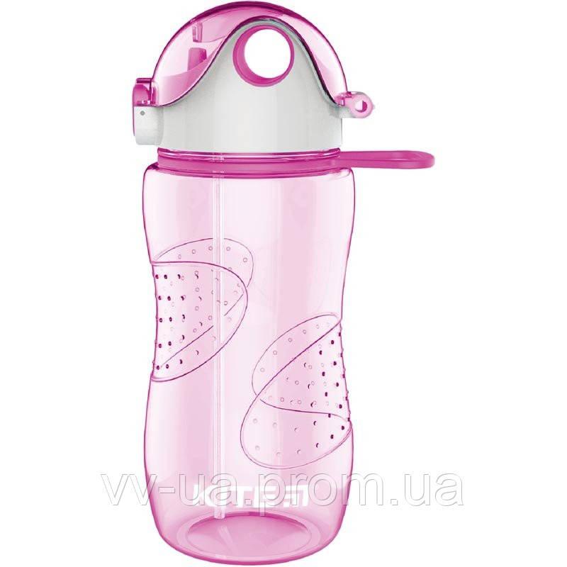 Бутылка для воды Kite K18-402-02, 560 мл, розовая