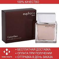 Calvin Klein Euphoria Men EDT 100 ml (туалетная вода Кельвин Кляйн Эйфория Мэн)
