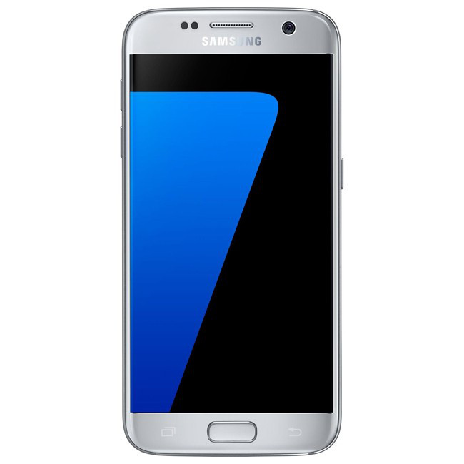 Samsung G930FD Galaxy S7 32GB Silver (SM-G930FZSU)