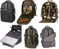 Рюкзак для фотоаппарата MATIN CARGO / BLACK / XL