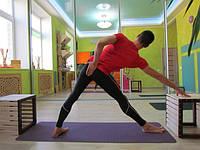 Практика преподавателя студии Yoga Change