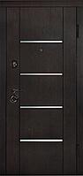 """Двери входные металлические модель """"Горизонталь"""""""