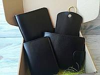 Подарочный набор черный