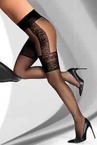 Красивые колготки Agniska 20 den Livia Corsetti Fashion 3-M, черный