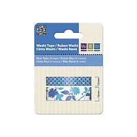 Декоративные ленты BLUE Washi Tape , 2 рулона , 42203-7