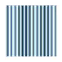 Лист - Washi Adhesive Sheet - Blue 30х30, 61831-7