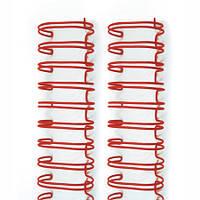 """Пружины для сшивания 3,2 см (1.25 """") Red Hot Wire Binders, 2 шт"""