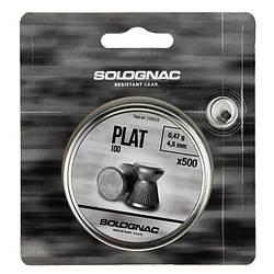Дробь плоский Solognac x 500