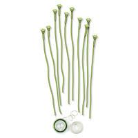Стебли для создания цветов WRMK - Flower Stem Kit