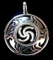 Символ Рода в Солнечном Круге 4