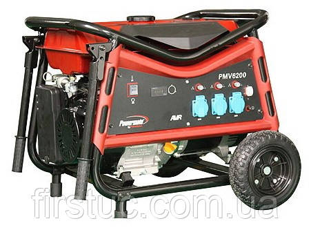 Бензиновый генератор POWERMATE PMV 6200 + АВР