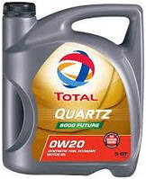 Моторное масло TOTAL QUARTZ 9000 FUTURE SAE 0W-20