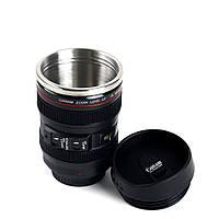 Термокружка объектив Canon