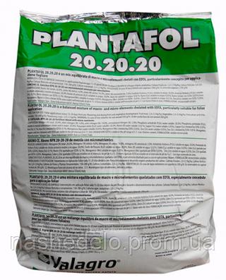 Удобрение Plantafol 20.20.20 (Плантафол) 5 кг. Valagro