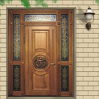 Двери входные для дома и квартиры