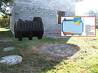 Монтаж септиків під ключ, фото 1