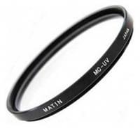 Светофильтр объектива для фотоаппарата MATIN MC-UV FILTER 52mm