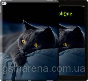 """Чехол на iPad Pro 12.9 Дымчатый кот """"825u-362-7794"""""""