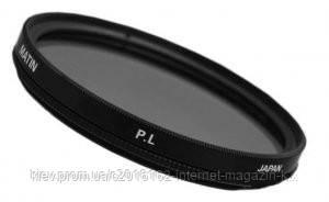 Светофильтр объектива для фотоаппарата MATIN PL FILTER 72mm