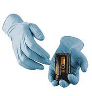 Одноразовые перчатки из нитрила «ЛАБОРАНТ» , упаковка 100шт