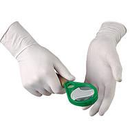 Перчатки латексные «ЛАБОРАНТ»  6-004, без талька, упаковка 100шт