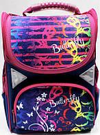 Рюкзак школьный коробка Josef otten Butterfly для девочки JO-1808