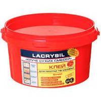 Клей для плитки и мозаики Лакрисил, 8 кг