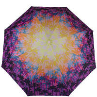Складной зонт Fulton Зонт женский механический компактный облегченный FULTON (ФУЛТОН) FULL354-Tropical-Paradise