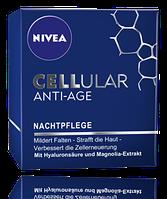 NIVEA CELLULAR Anti-Age Nachtpflege - Антивозрастной ночной крем для лица