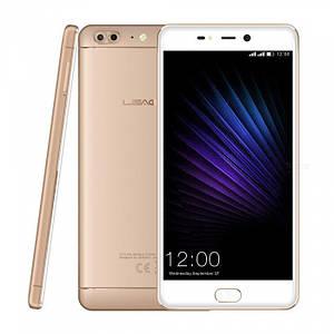 Смартфон ORIGINAL Leagoo T5C Gold (8Х1.8Ghz; 3Gb/32Gb; 13+2МР/5МР; 3000 mAh)