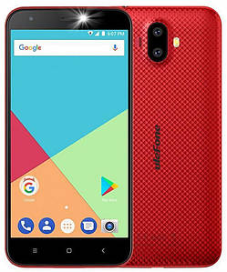 Смартфон ORIGINAL UleFone S7 Pro Red (4Х1.3Ghz; 2Gb/16Gb; 13+5МР/5МР; 2500 mAh)