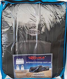 Авточехлы Nissan Almera 2012- (цельная) Nika